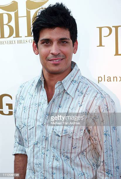 Antonio Rufino during 'A Midsummer Night's Dream' Party Arrivals at Citrine Restaurant in West Hollywood California United States