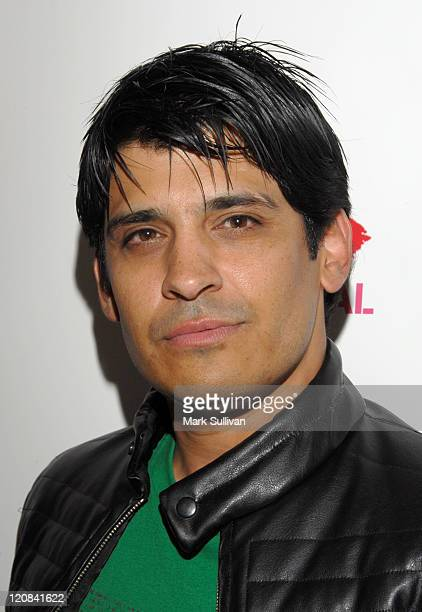 Antonio Rufino during Alex A Quinn Hosts 'LA Confidential' Hollywood Mixer January 26 2006 at RokBar in Hollywood California United States