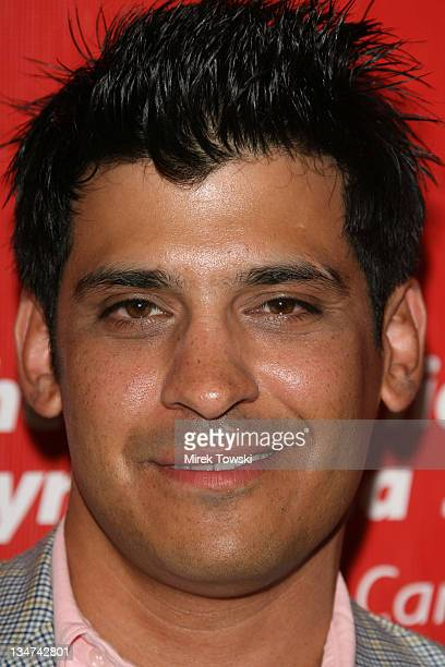 Antonio Rufino during 'All in for a Cure' Celebrity Texas Hold 'Em Tournament to benefit The Greater Los Angeles Chapter of The Leukemia Lymphoma at...