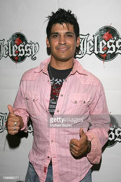 Antonio Rufino during Jelessy Collection Summer Party August 17 2005 in Hollywood California United States