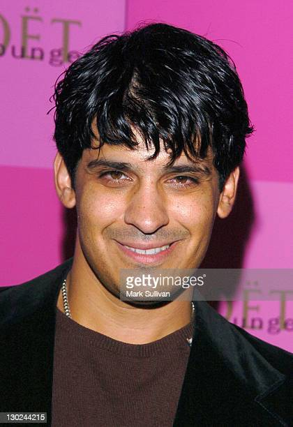Antonio Rufino during MercedesBenz 2005 Spring Fashion Week at Smashbox Studios Moët Chandon's M Lounge Celebrates Petro Zillia and MercedesBenz at M...