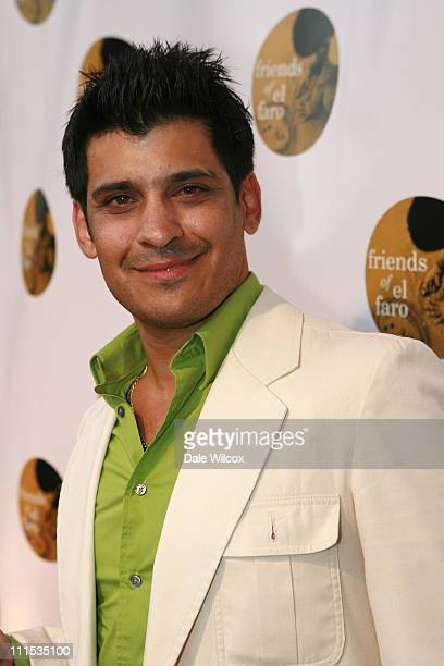 Antonio Rufino during Molly Sims 4th Annual Night with the Friends of El Faro at The Music Box Henry Fonda Theatre in Hollywood California United...