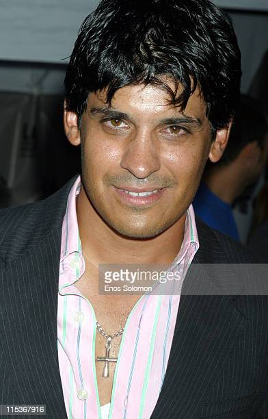 Antonio Rufino during 'Vlad' Los Angeles Premiere Arrivals at The ArcLight in Los Angeles California United States