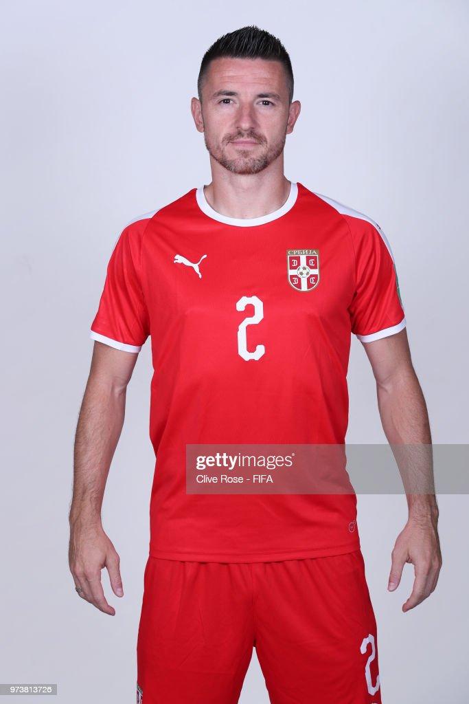 Serbia Portraits - 2018 FIFA World Cup Russia