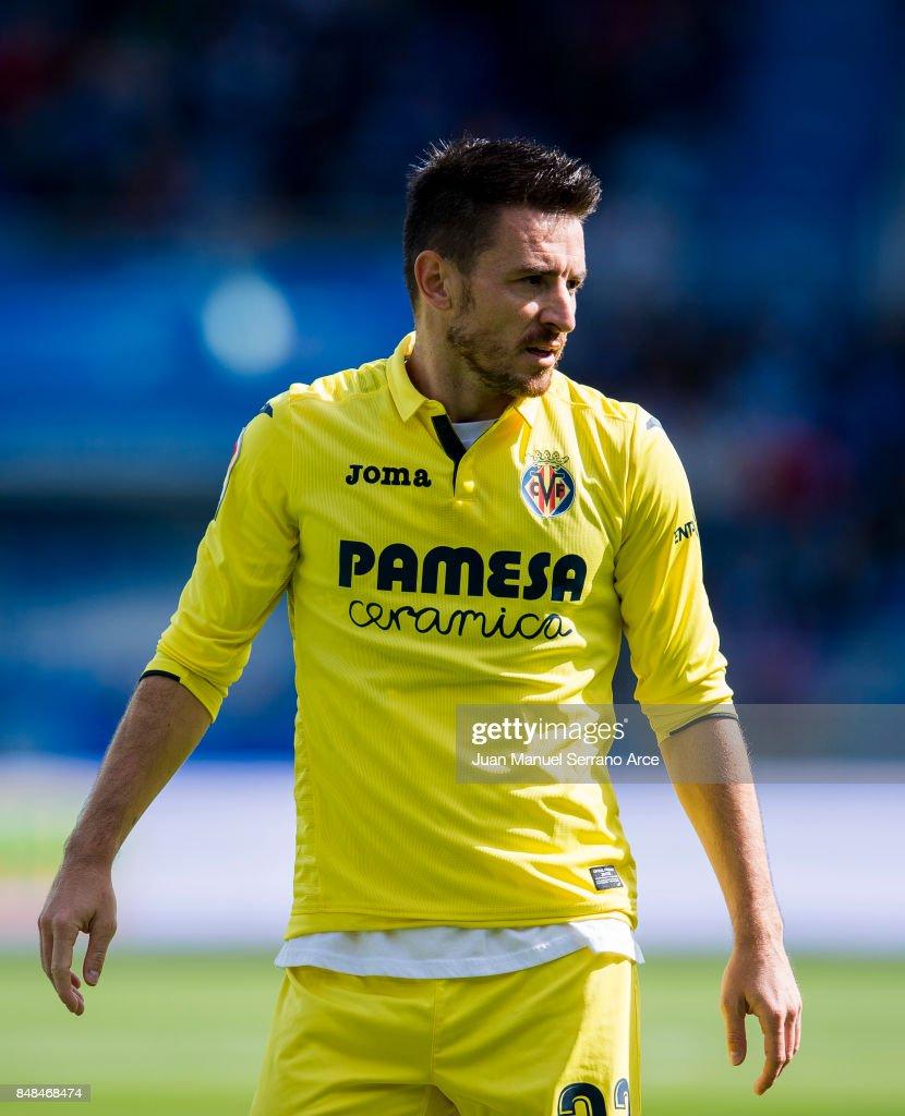Deportivo Alaves v Villarreal - La Liga