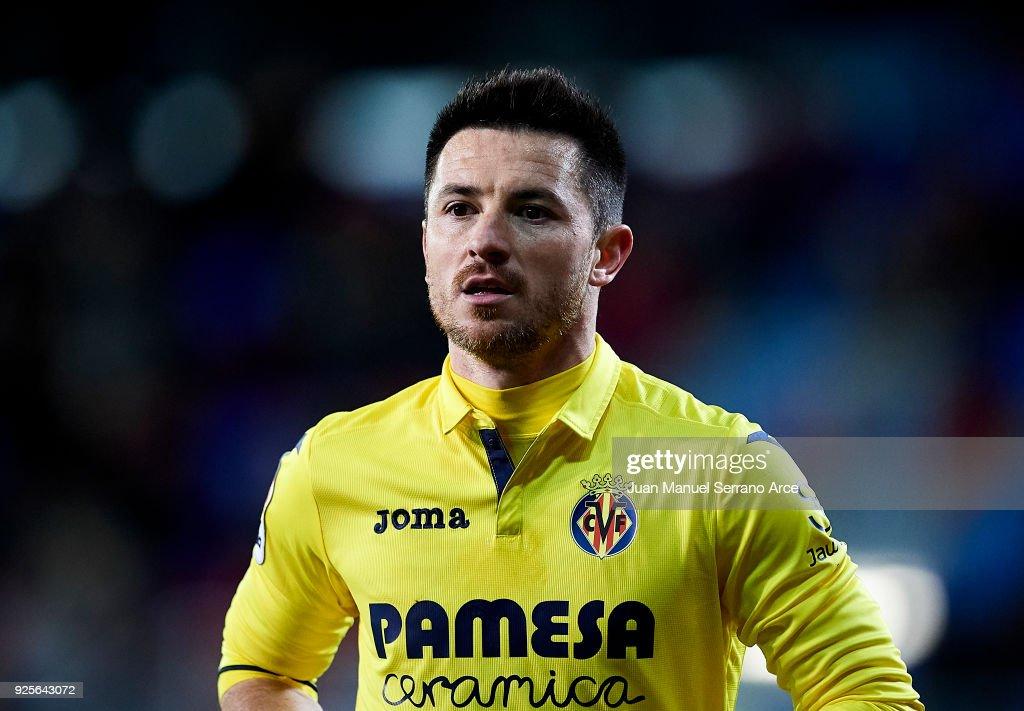 Eibar v Villarreal - La Liga