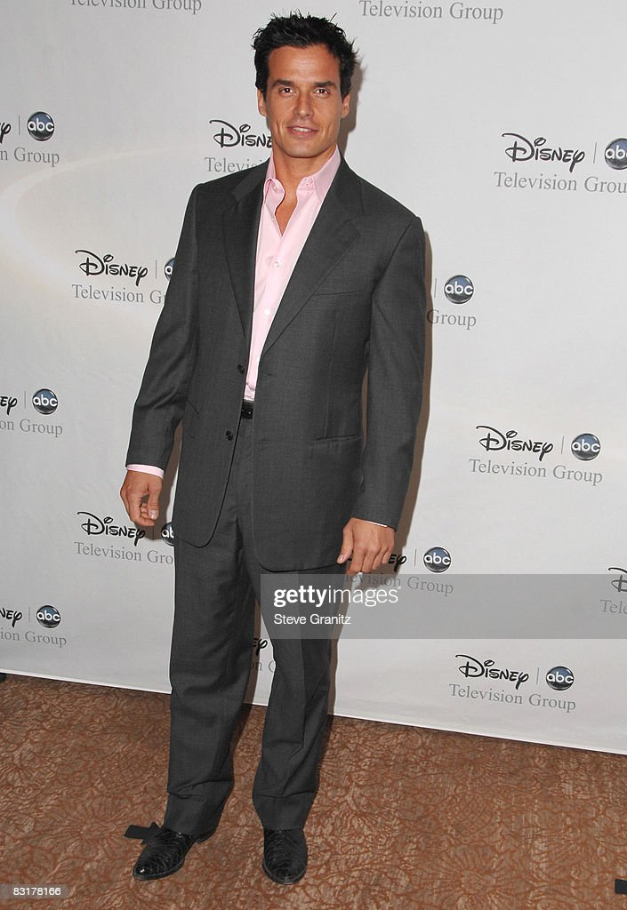 Antonio Sabato Jr. arrives at the Disney and ABC's 'TCA - All Star Party' on July 17, 2008 at the Beverly Hilton Hotel in Beverly Hills, California.