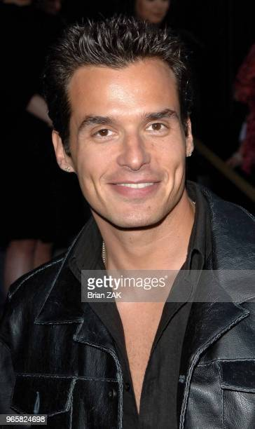Antonio Sabato Jr arrives to the 4th Annual People Espanol's '50 Most Beautiful' party held at Capitale New York City BRIAN ZAK