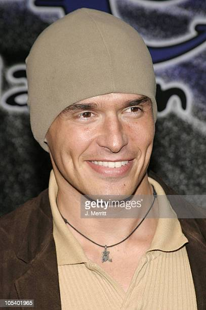 Antonio Sabato Jr during 1st Annual Palms Casino Royale to Benefit The Lakers Youth Foundation at Barker Hangar in Santa Monica California United...