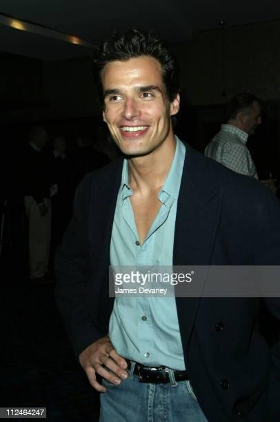 Antonio Sabato Jr during 2003 Toronto International Film Festival 'Testosterone' Premiere at Varsity 8 in Toronto Ontario Canada