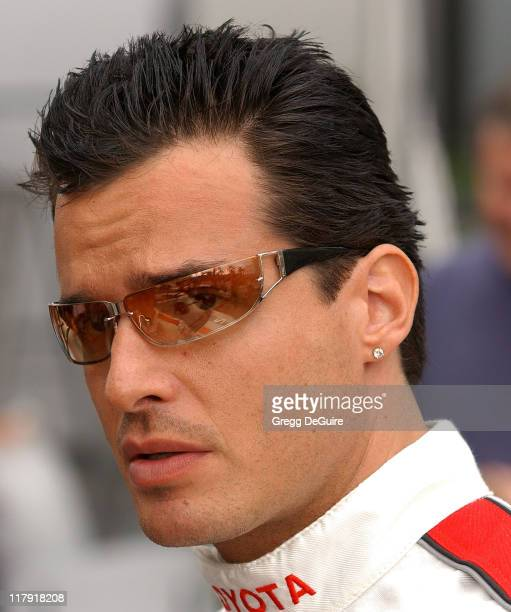 Antonio Sabato Jr during 30th Anniversary Toyota Pro/Celebrity Race Qualifying Day at Long Beach Streets in Long Beach California United States