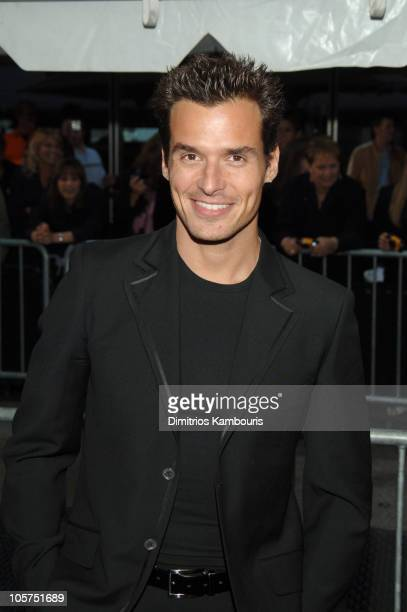 Antonio Sabato Jr during 32nd Annual Daytime Emmy Awards Arrivals at Radio City Music Hall in New York City New York United States