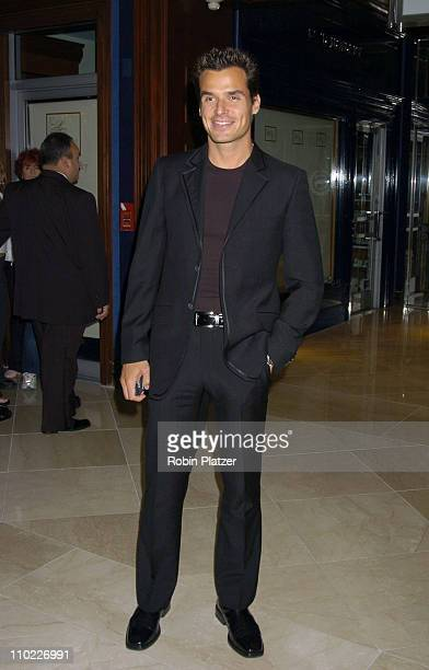 Antonio Sabato Jr during 32nd Annual Daytime Emmy Awards Outside Arrivals at Radio City Music Hall in New York City New York United States