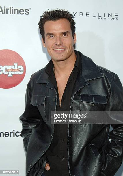 Antonio Sabato Jr during 4th Annual People Espanol's '50 Most Beautiful' Star Studded Event at Capitale in New York City New York United States