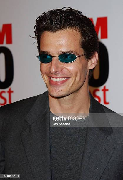 Antonio Sabato Jr during FHM's 100 Sexiest Women in the World Party CoSponsored by Smirnoff Vodka at Raleigh Studios in Hollywood California United...