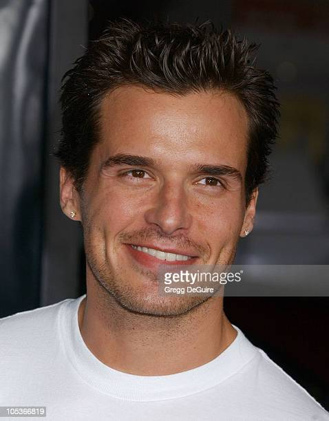 Antonio Sabato Jr during 'Friday Night Lights' Los Angeles Premiere Arrivals at Grauman's Chinese Theatre in Hollywood California United States