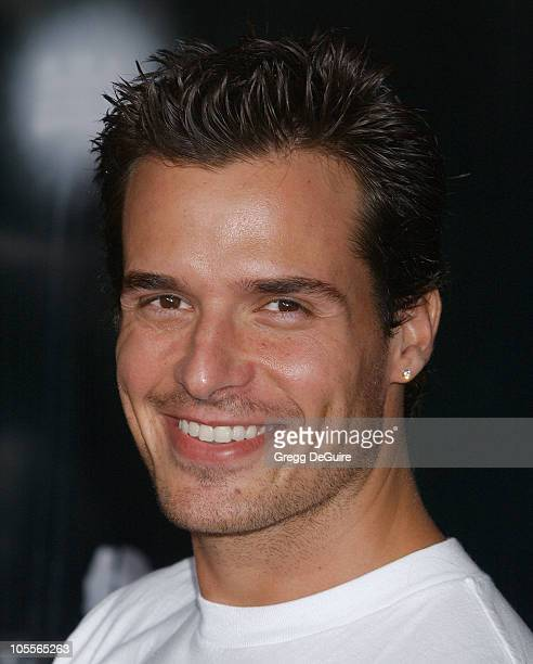 Antonio Sabato Jr during Friday Night Lights Los Angeles Premiere Arrivals at Grauman's Chinese Theatre in Hollywood California United States