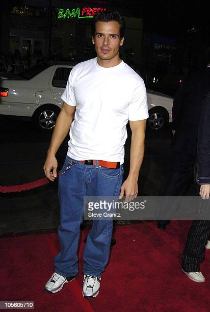 """Antonio Sabato Jr. During """"Friday Night Lights"""" Los Angeles Premiere - Arrivals at Grauman's Chinese Theatre in Hollywood, California, United States."""