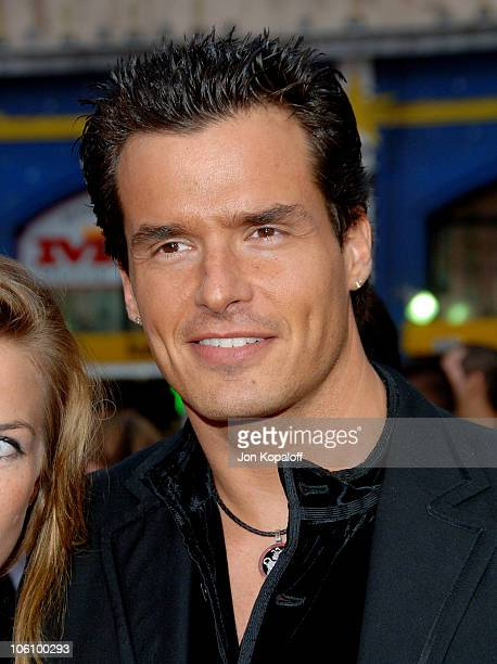 Antonio Sabato Jr during Mission Impossible III Los Angeles Fan Screening Arrivals at Chinese Theater in Hollywood California United States