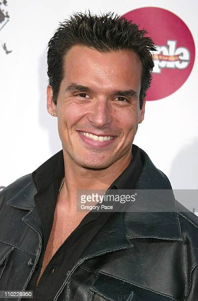 Antonio Sabato Jr during People En Espanol's 4th Annual 50 Most Beautiful Gala White Carpet Arrivals at Capitale in New York City New York United...