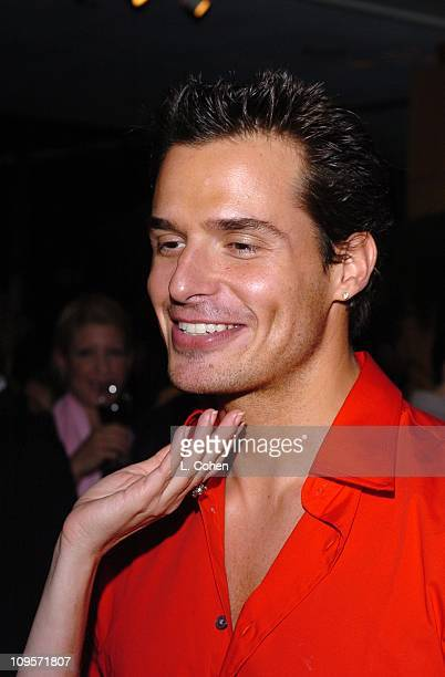 Antonio Sabato Jr during 'Sideways' Los Angeles Premiere After Party at Academy of Motion Pictures Arts and Sciences in Beverly Hills California...