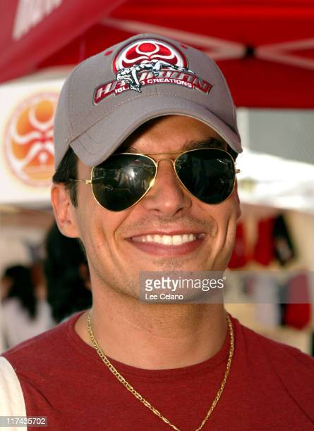 Antonio Sabato Jr during Silver Spoon Hollywood Buffet Day One at Private Estate in Hollywood California United States Photo by Lee Celano/WireImage...