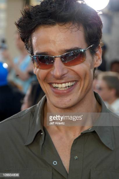 Antonio Sabato Jr during Terminator 3 Rise of the Machines World Premiere at Mann Bruin in Los Angeles California United States