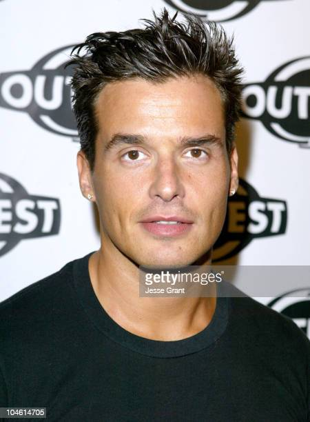 Antonio Sabato Jr during Testosterone Screening at Outfest 2004 at Directors Guild of America in Hollywood California United States