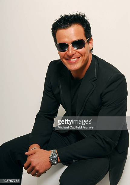 Antonio Sabato Jr during The 37th Annual NAACP Image Awards Gallery at Shrine Auditorium in Los Angeles California United States