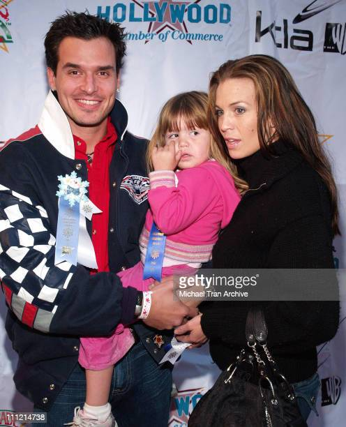 Antonio Sabato Jr during The 74th Annual Hollywood Christmas Parade Arrivals at Hollywood Roosevelt Hotel in Hollywood California United States
