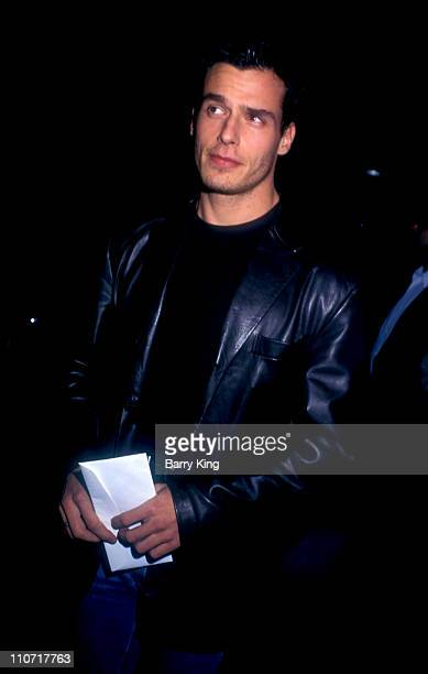 """Antonio Sabato Jr. During """"The Crucible"""" Los Angeles Premiere at AMPAS Goldwyn Theater in Beverly Hills, California, United States."""
