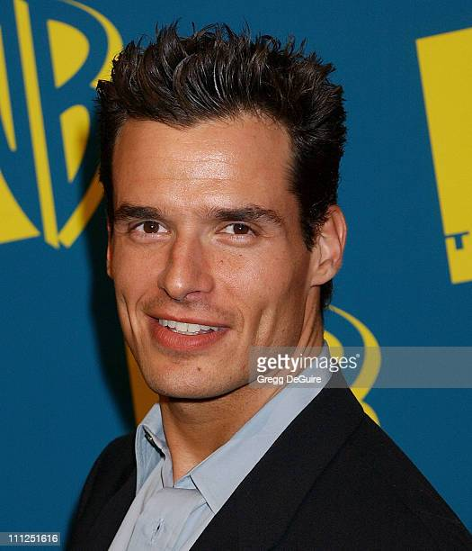 Antonio Sabato Jr during The WB Network's 2004 All Star Party at Hollywood Highland in Hollywood California United States