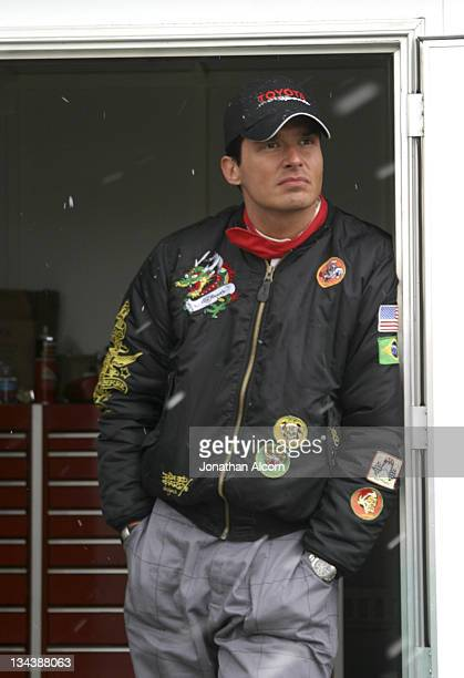 Antonio Sabato Jr during Toyota Pro/Celebrity Race Training Day March 11 2006 at Willow Springs Raceway in Rosamond California United States
