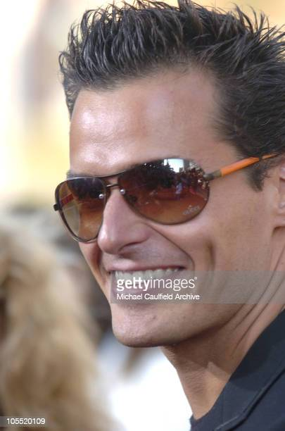 Antonio Sabato Jr during 'War of the Worlds' Los Angeles Fan Screening Red Carpet at Grauman's Chinese Theatre in Hollywood California United States