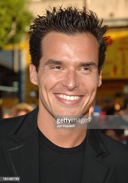 Antonio Sabato Jr during 'War of the Worlds' Los Angeles Premiere and Fan Screening Arrivals at Grauman's Chinese Theater in Los Angeles California...