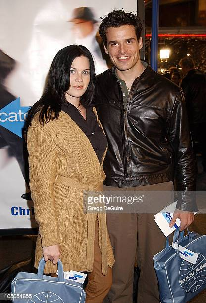 Antonio Sabato Jr guest during 'Catch Me If You Can' Los Angeles Premiere at Mann Village Theatre in Westwood California United States
