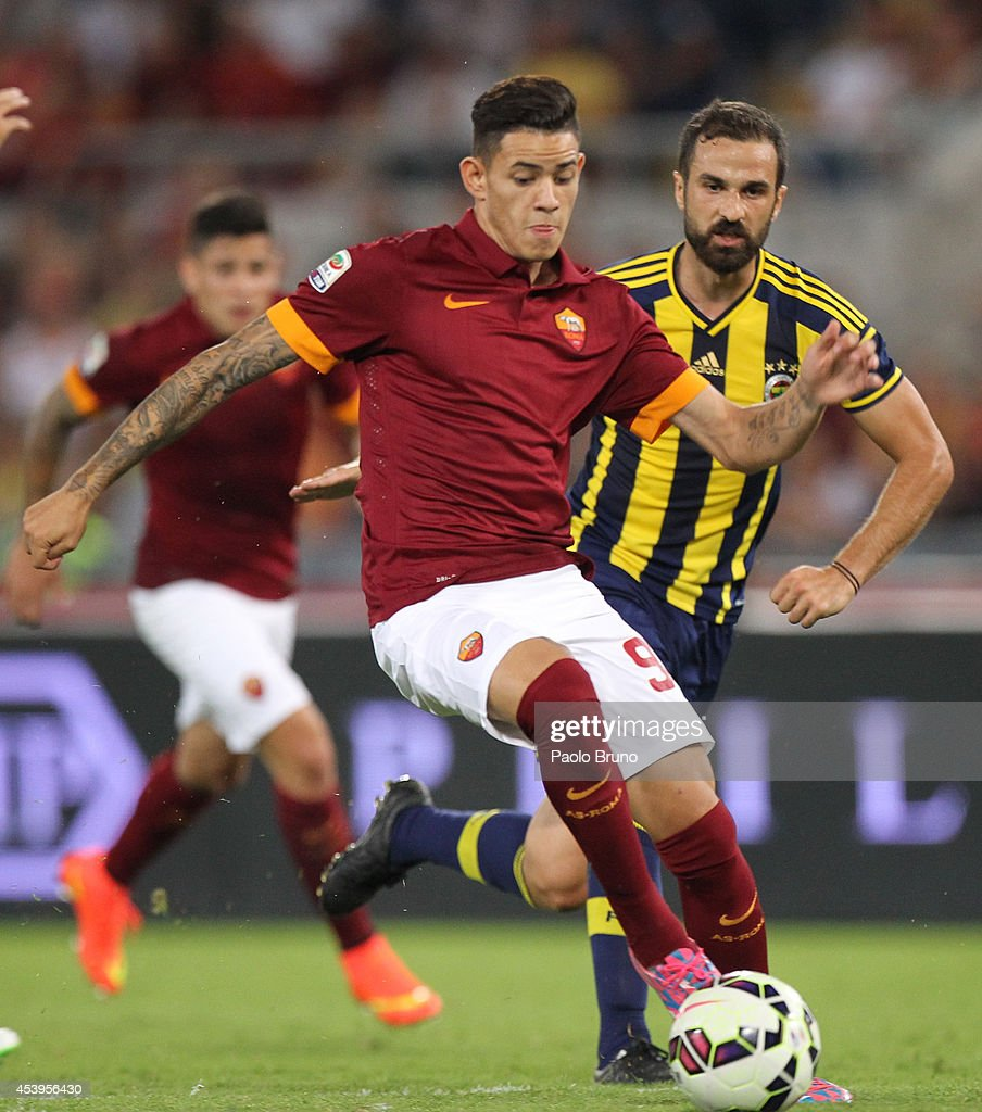 AS Roma v Fenerbache SK - Preseason Friendly : News Photo