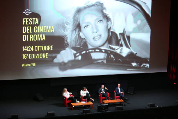 """ITA: """"Stories Of A Generation - With Pope Francis"""" Press Conference - 16th Rome Film Fest 2021"""