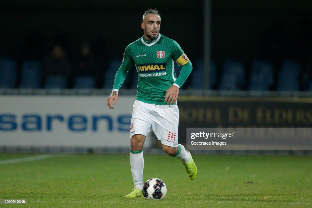 Keuken Kampioen Dordrecht : Antonio stankov of fc dordrecht during the dutch keuken kampioen