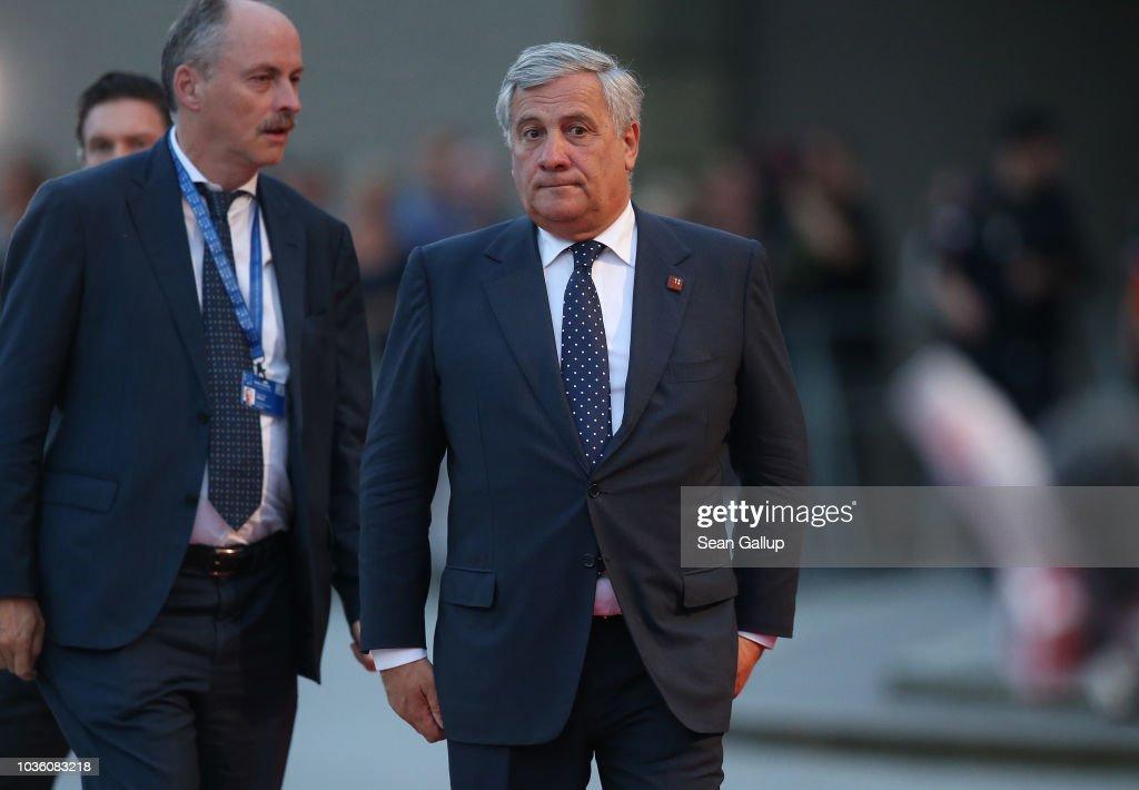 Austria Holds Informal EU Summit : News Photo
