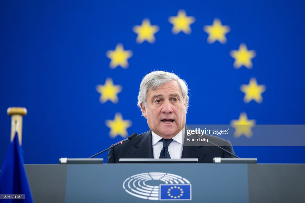 European Commission President Jean-Claude Juncker Delivers The State Of The Union Address