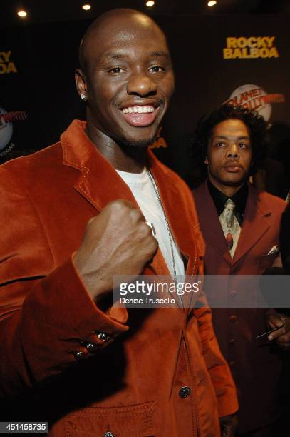 Antonio Tarver during Rocky Balboa Las Vegas Premiere Red Carpet Arrivals at The Aladdin/Planet Hollywood Hotel and Casino Resort at Aladdin/Planet...