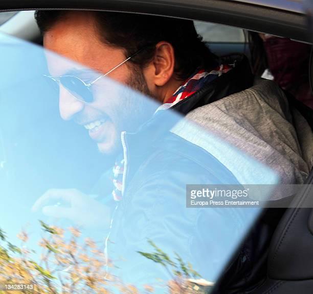 Antonio Tejado is seen on November 29 2011 in Madrid Spain