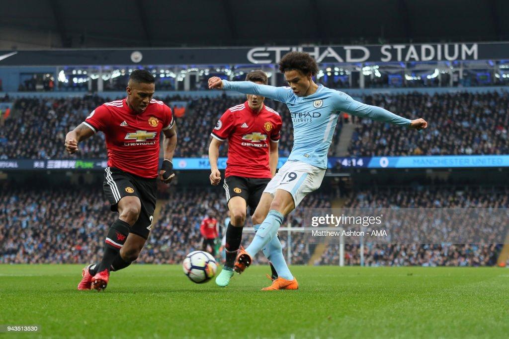 Manchester City v Manchester United - Premier League : Foto di attualità