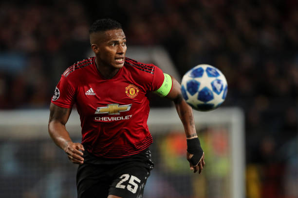 Antonio Valencia set to leave Manchester United on a free transfer after Jose Mourinho spat