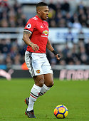 newcastle upon tyne england antonio valencia
