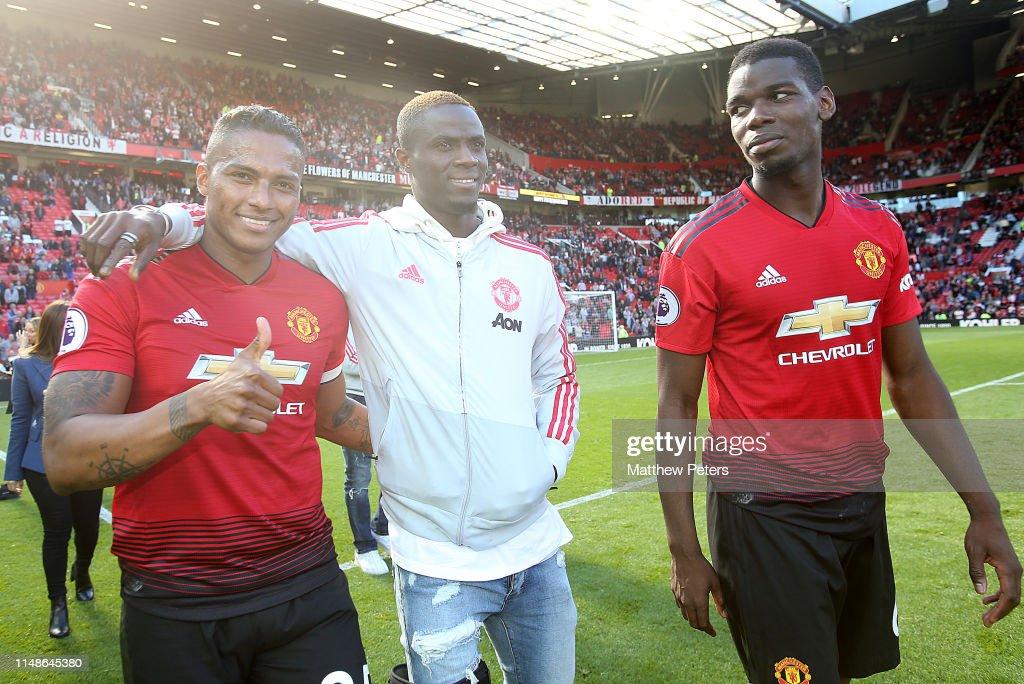Manchester United v Cardiff City - Premier League : News Photo