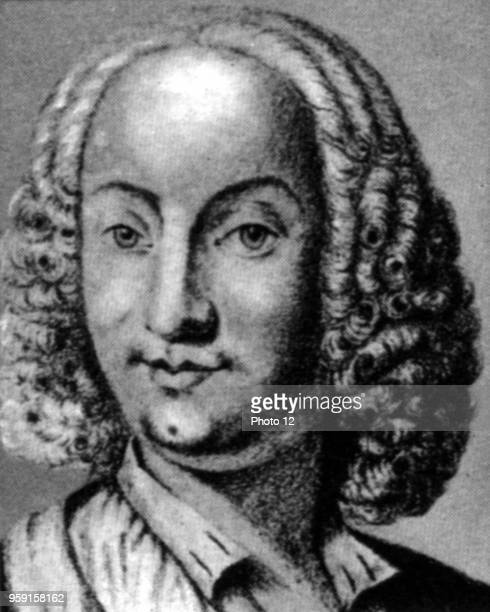 Antonio Vivaldi Italian violonist and composer