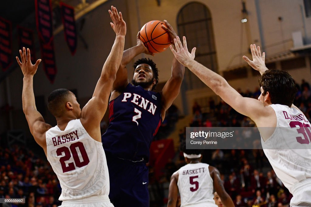 Ivy League Basketball Tournament - Championship : News Photo