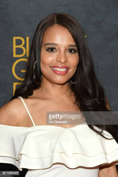 Antonique Smith attends Black Girls Rock 2017 at NJPAC on August 5 2017 in Newark New Jersey